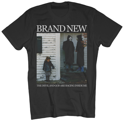 Brand New - The Devil And God Are Raging Inside Me T-Shirt