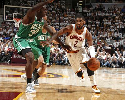 Boston Celtics v Cleveland Cavaliers - Game One Photo by Gregory Shamus