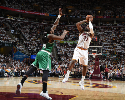 Boston Celtics v Cleveland Cavaliers- Game Two Photo by Brian Babineau