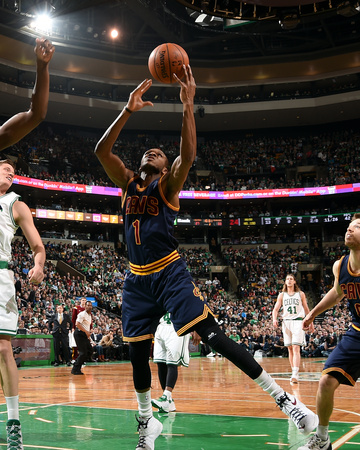 Cleveland Cavaliers v Boston Celtics - Game Three Photo by Brian Babineau
