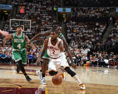 Boston Celtics v Cleveland Cavaliers- Game One Photo by Brian Babineau