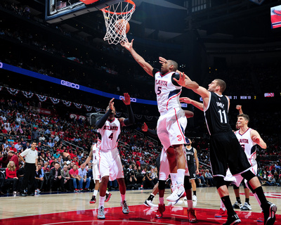 Brooklyn Nets v Atlanta Hawks - Game Two Photo by Scott Cunningham