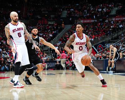 Brooklyn Nets v Atlanta Hawks - Game One Photo by Scott Cunningham