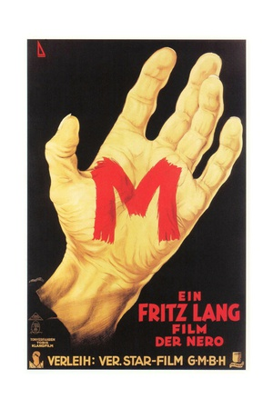 M, 1931 Giclee Print