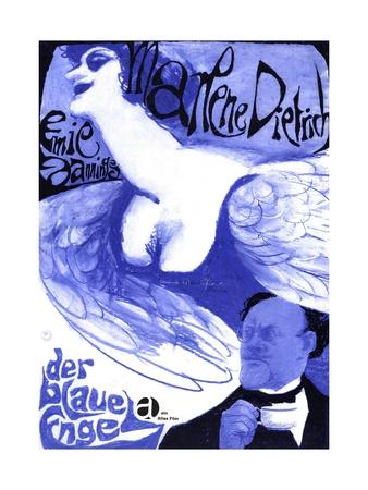 The Blue Angel, 1930 (Der Blaue Engel) Giclee Print