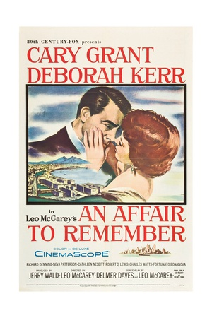 An Affair to Remember, 1957 Giclee Print