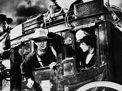 Stagecoach, 1939 Photographic Print