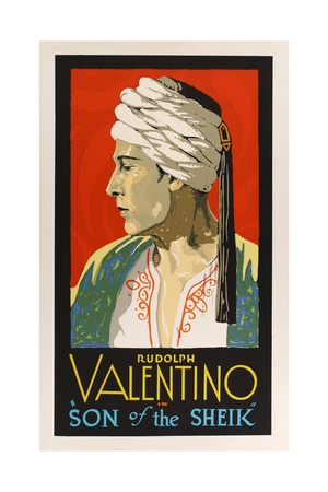 The Son of the Sheik, 1926 Giclee Print
