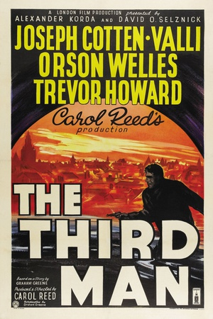 The Third Man, 1949 ジクレープリント