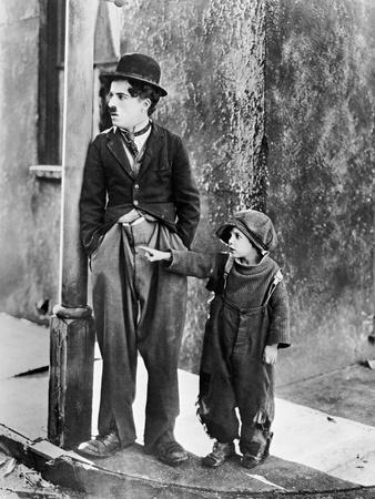 The Kid, 1921 Photographic Print