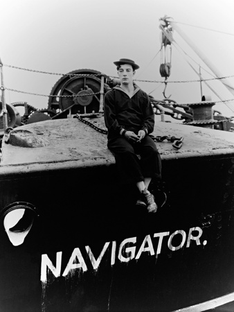 The Navigator, 1924 Photographic Print