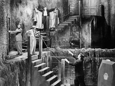 Abbott and Costello Meet Frankenstein, 1948 Photographic Print