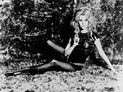 Barbarella, 1968 Photographic Print