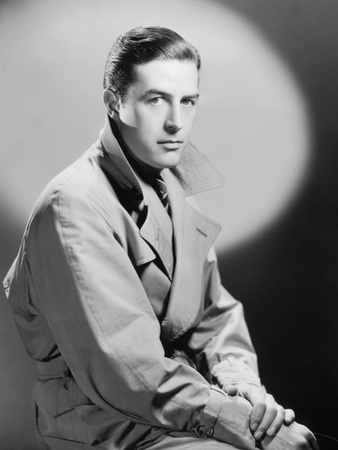 Ray Milland Photographic Print