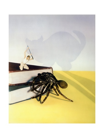 The Incredible Shrinking Man, 1957 Giclee Print