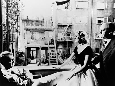 Rear Window, 1954 Photographic Print