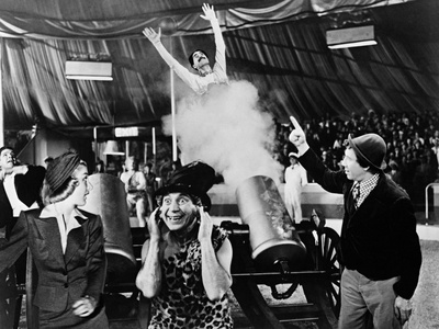At the Circus, 1939 Photographic Print