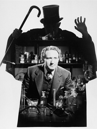 Dr. Jekyll and Mr. Hyde, 1941 Photographic Print