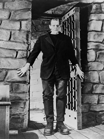 Frankenstein: Frankenstein, 1931 Photographic Print