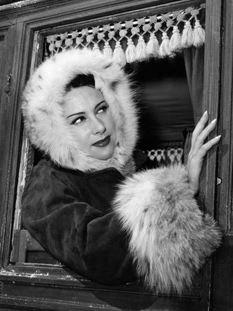 Lola Montes, 1955 Photographic Print