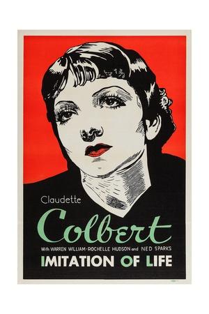 Imitation of Life, 1934 Giclee Print