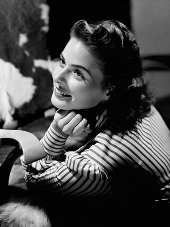 Ingrid Bergman, 1941 Photographic Print