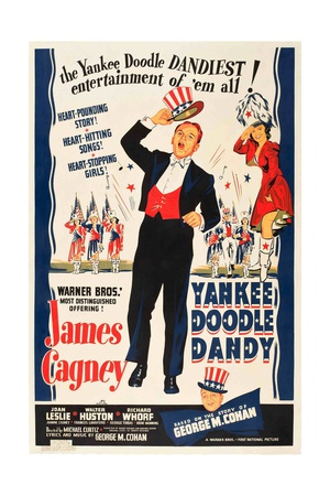 Yankee Doodle Dandy, 1942 Giclee Print