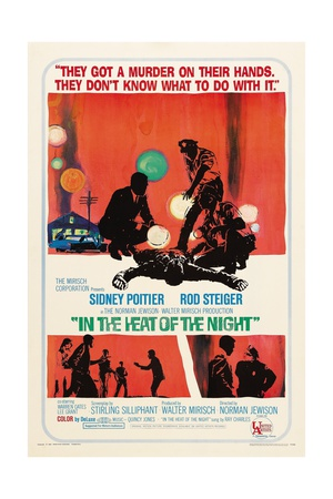 In the Heat of the Night ,1967 Giclee Print