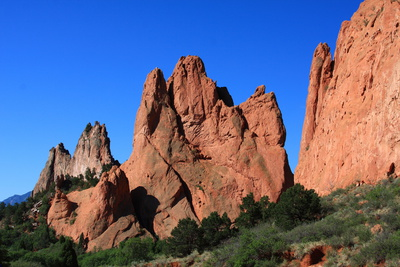 Garden of the Gods Photographic Print by  MichaelRiggs