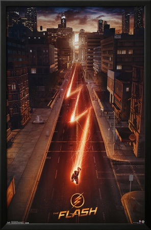 The Flash - Street Prints
