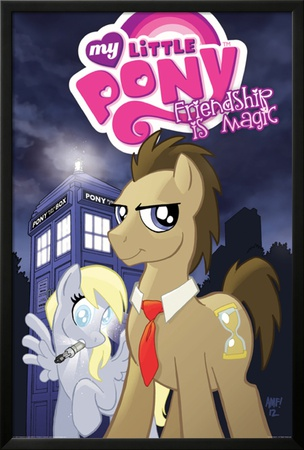 My Little Pony - Doctor Posters