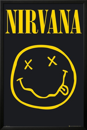 NIRVANA - Smiley Prints