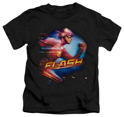 Juvenile: The Flash – Fastest Man T-Shirt
