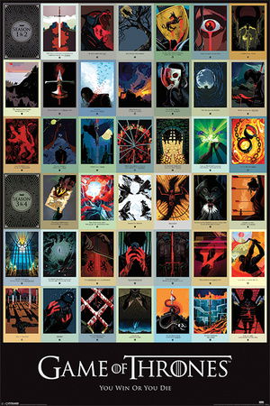 Game Of Thrones (Episodes) Prints