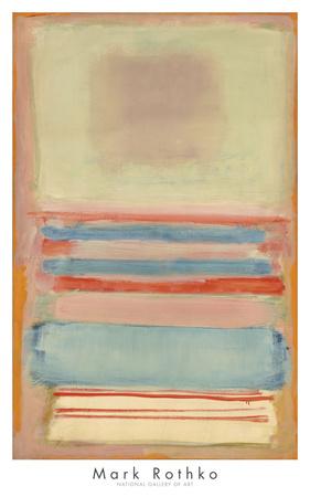 No. 7 [or] No. 11, 1949 Kunst van Mark Rothko