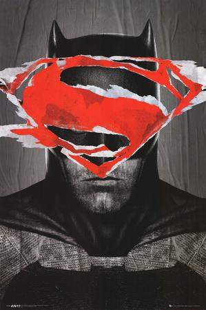 Batman Vs Superman Batman Teaser Prints