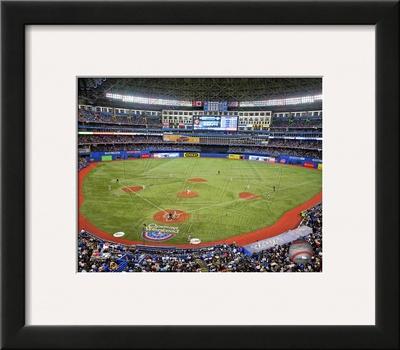 Toronto Blue Jays - Rogers Centre 2011 Framed Photographic Print