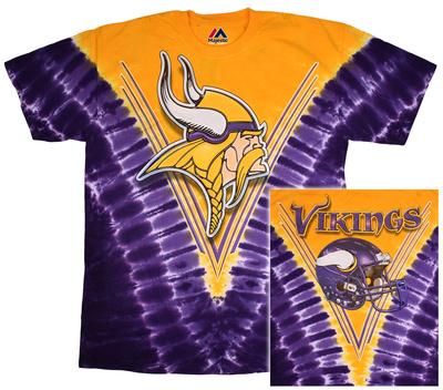 NFL-Vikings-Vikings Logo T-shirts