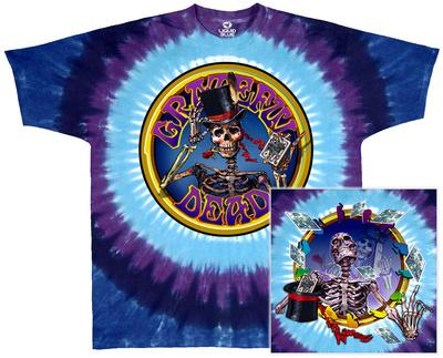 Grateful Dead-Queen Of Spades T-Shirt