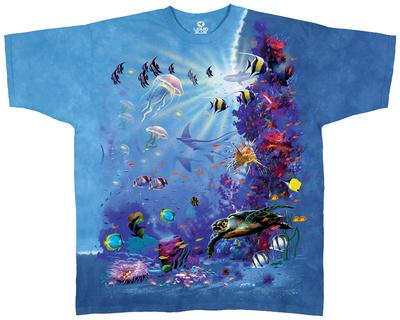 Nature-Tropical Reef Shirt