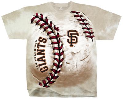 MLB-Giants Hardball T-shirts