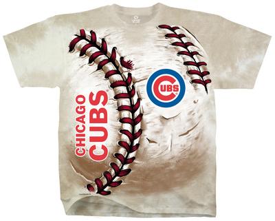 MLB-Cubs Hardball T-shirts