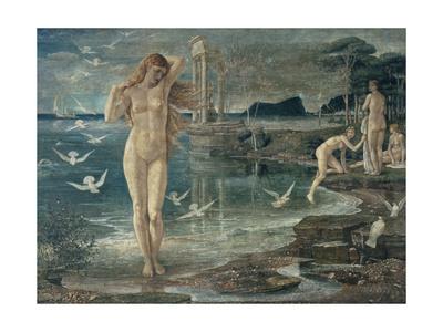 The Renaissance of Venus Giclee Print by Walter Crane