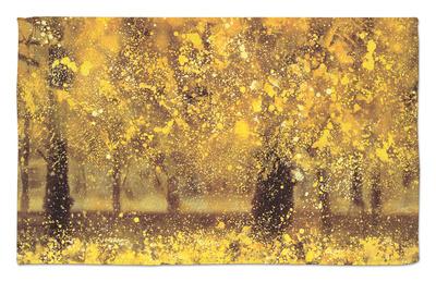 Golden Age Rug by Pihua Hsu