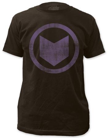 Hawkeye - distressed icon T-Shirt