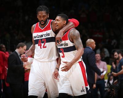 Atlanta Hawks v Washington Wizards - Game Four Photo by Ned Dishman