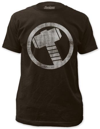 Thor - distressed icon T-shirts