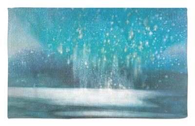 Starry Sky Rug by Yunlan He