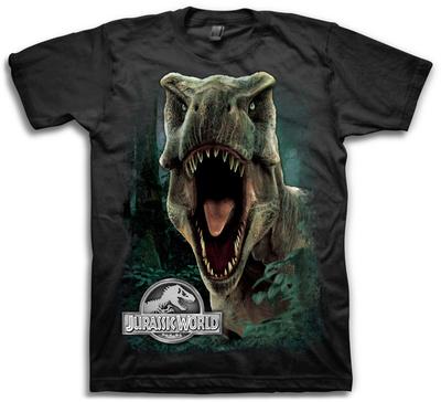 Jurassic Park T-Rex T-Shirt