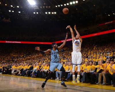 Memphis Grizzlies v Golden State Warriors - Game Five Photo by Noah Graham